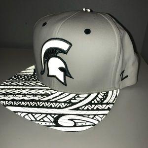 Other - MSU snapback hat